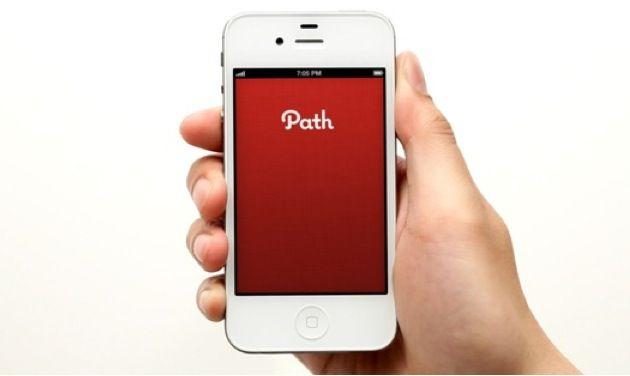 La red social Path recolecta toda tu agenda de teléfonos