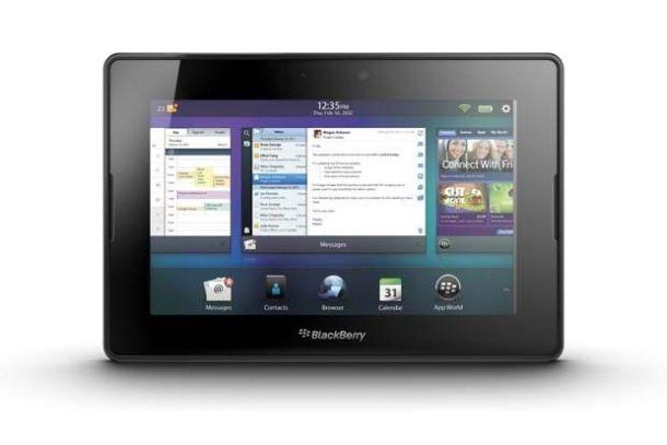 RIM regala un tablet PlayBook a los desarrolladores Android que porten su aplicación