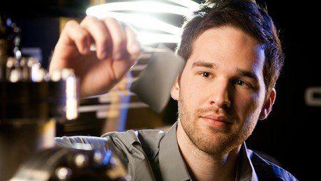 Los móviles podrían funcionar con el calor de nuestro cuerpo con Power Felt