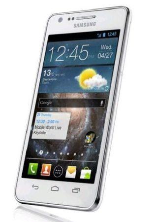 Primera imagen del Samsung Galaxy SII Plus 36