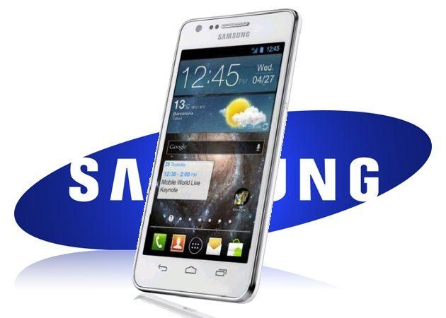Primera imagen del Samsung Galaxy SII Plus