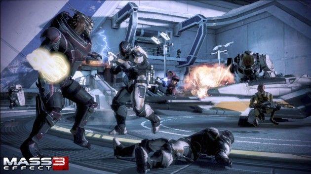 Mass Effect 3: versión Xbox 360 vs versión PS3