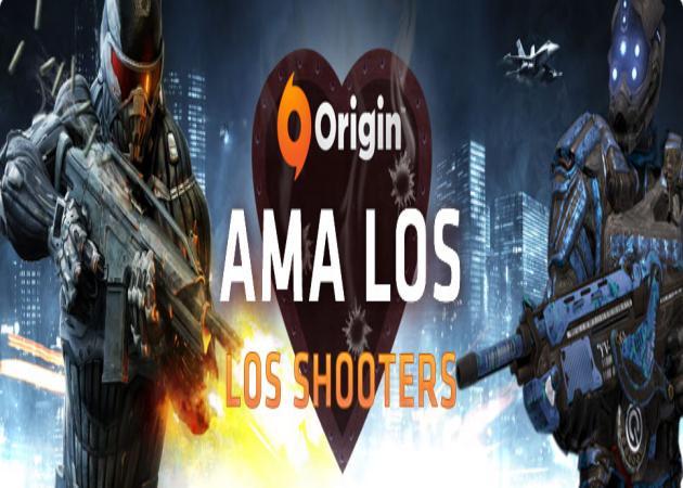 Nueva oferta en Origin: 15 juegos de acción a mitad de precio
