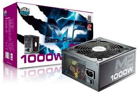Cooler Master Silent Pro M2, nueva gama de fuentes de alimentación