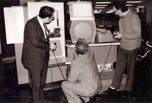 50 años de Spacewar!, el primer videojuego de ordenador