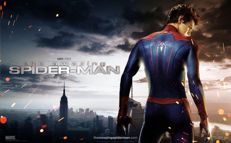 """Ya puedes ver el tráiler de """"The amazing Spider-man"""""""