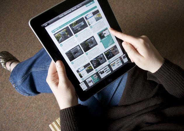 Los españoles gastarán 480 millones de euros en tablets en 2012