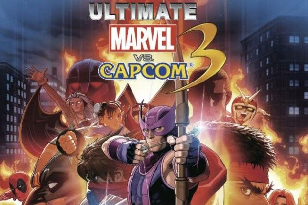 Ultimate Marvel vs Capcom 3 para PS Vita (VÍDEO)