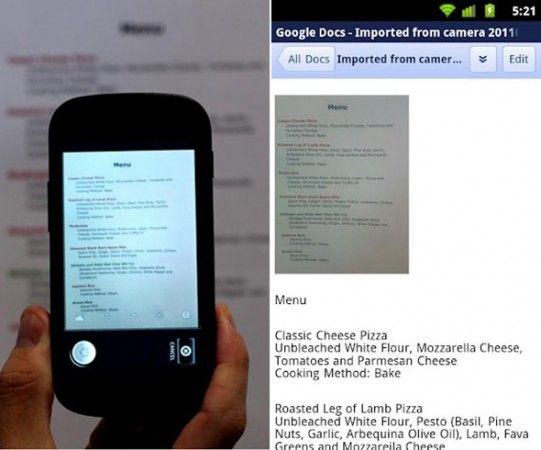 unnamed 7 541x450 Google actualiza Docs para Android con capacidades colaborativas y OCR