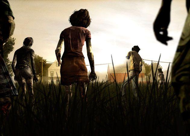 The Walking Dead, el videojuego