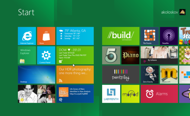 Ya conocemos los primeros juegos de Windows Store para Windows 8