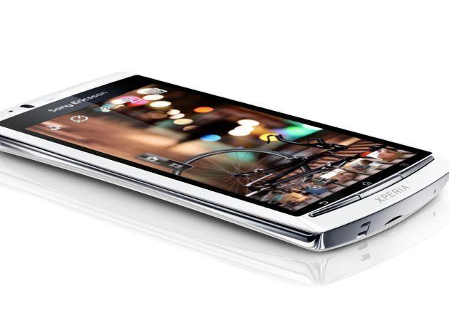 Beta de Android 4.0 en los Sony Ericsson Xperia Arc S, Neo V y Ray