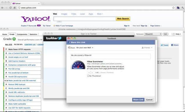 YSlow ya es Open Source