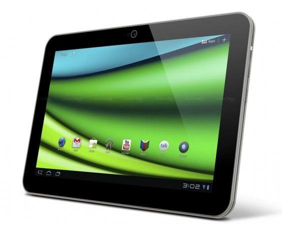 Toshiba Excite 10 LE, el tablet más delgado del mercado