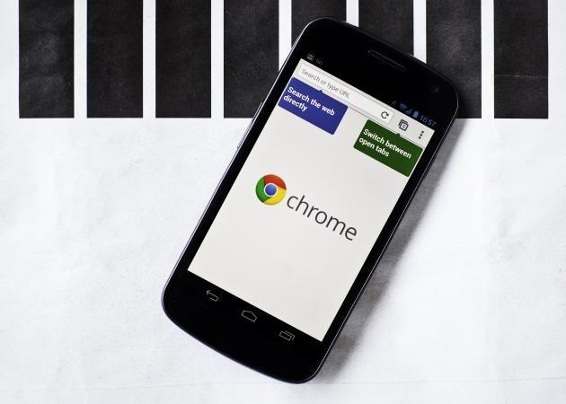 El navegador de Android le quita el primer puesto a Opera