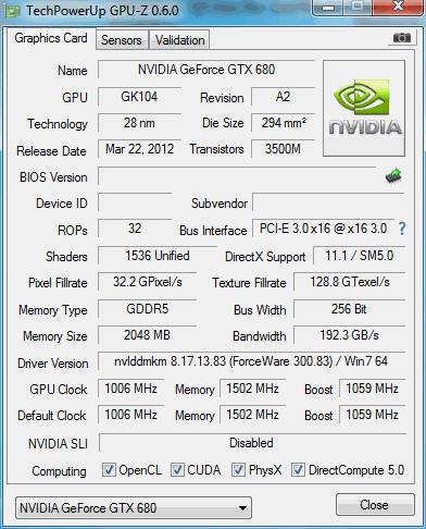 Vídeo de presentación de NVIDIA GeForce GTX 680 Kepler y primeras pruebas 30