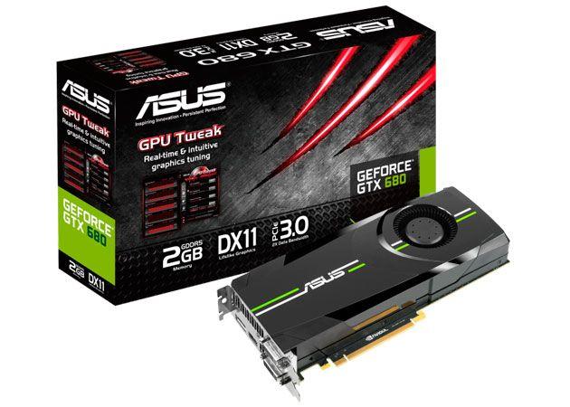 ASUS GTX 680, gráfica extrema para jugones 29