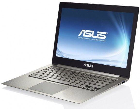 Ultrabooks ASUS con Ivy Bridge y pantalla IPS Full HD 32