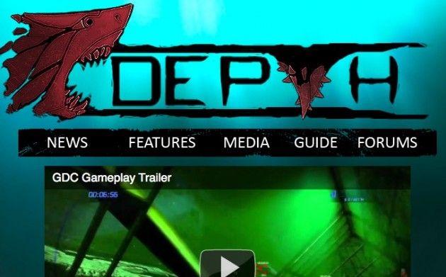 Tráiler del juego Depth, un FPS bajo el agua 28