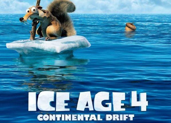 Tráiler de Ice Age: Continental Drift 30