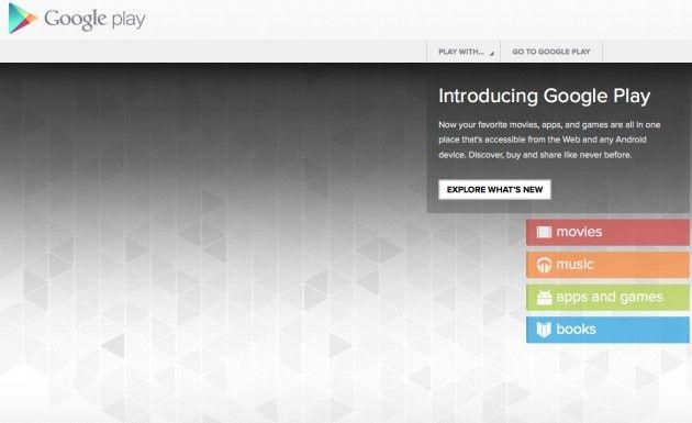 Google presenta oficialmente su plataforma Google Play 30