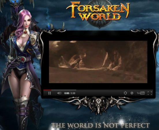Tráiler del juego MMO gratuito Forsaken World NightFall 31