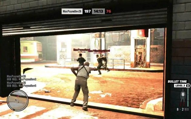 Max Payne 3 en vídeo, demo multijugador 30