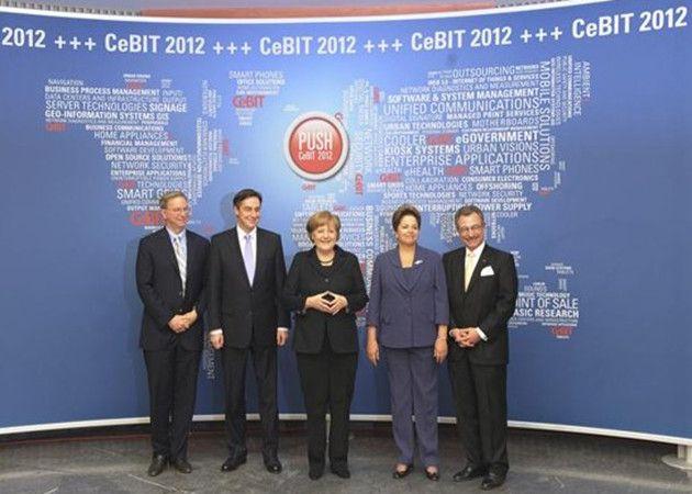 CeBIT 2012 abre sus puertas