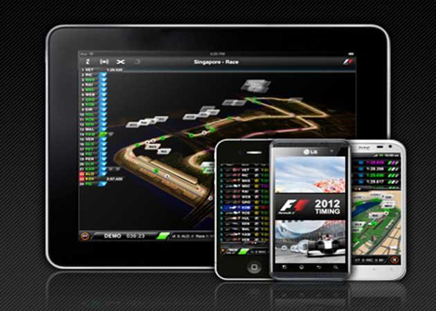 F1 Timing 2012 para iOS y Android ¡Vamos Alonso! 29