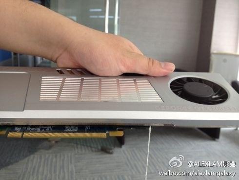 GALAXY prepara una GTX 680 slim, de una única ranura 28