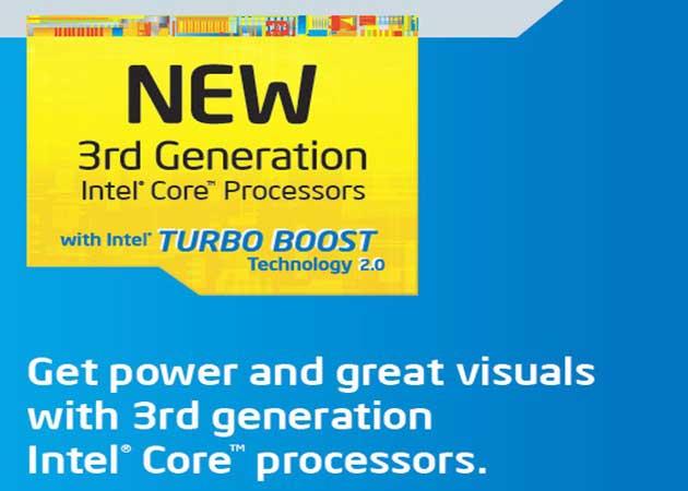 Listado completo de los procesadores Ivy Bridge de Intel