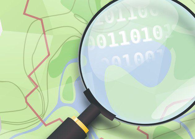 El nuevo iPhoto utiliza OpenStreetMap