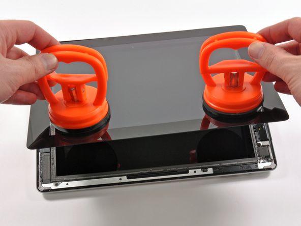 Despiece nuevo iPad