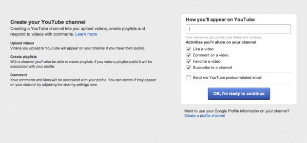Google+ ya permite asociar un canal de YouTube a tu perfil 36