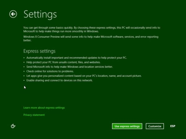 Cómo instalar Windows 8 Consumer Preview 38