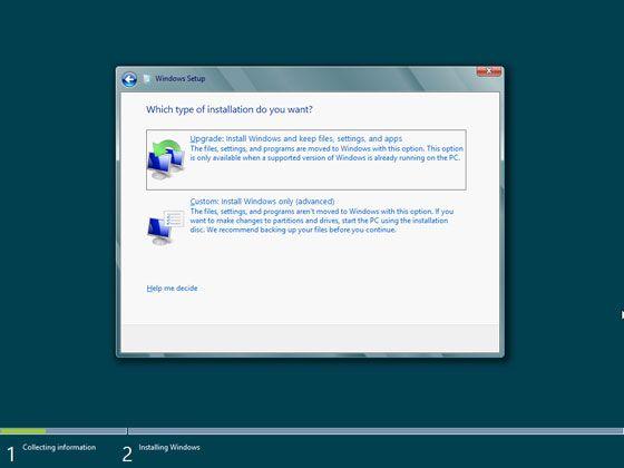 Cómo instalar Windows 8 Consumer Preview 34