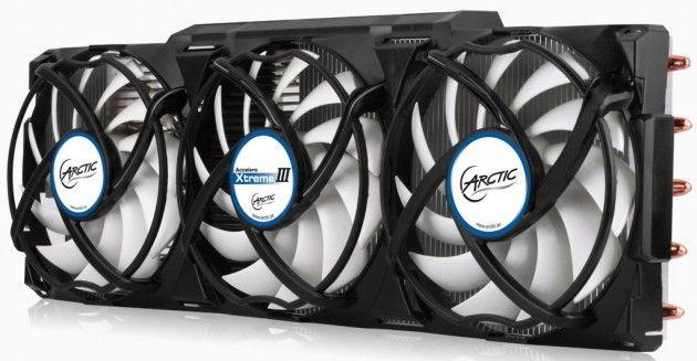 Artic Accelero Xtreme III, disipador gama alta para GPUs 31