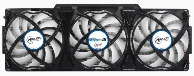 Artic Accelero Xtreme III, disipador gama alta para GPUs 33