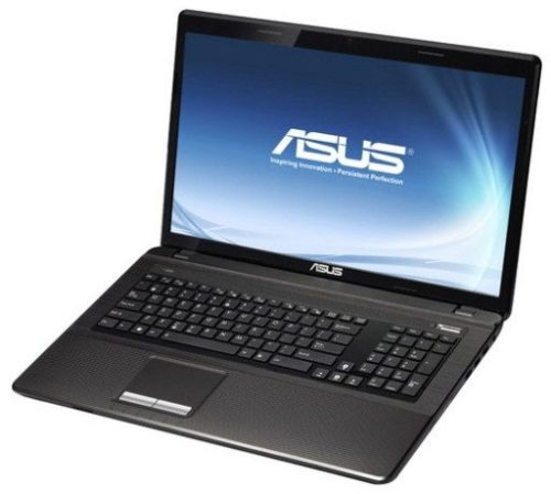 ASUS K93SM, portátil con pantalla de 18,4 pulgadas y gran rendimiento