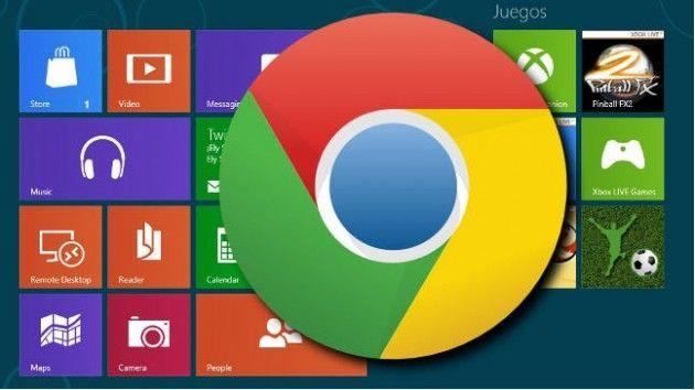 Chrome también tendrá versión Metro en Windows 8 28