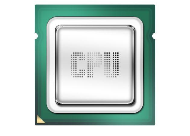 Escalado de rendimiento de Radeon HD 7950 con 6 CPUs Intel distintas