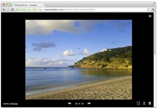 Dropbox rediseña su interfaz web 31