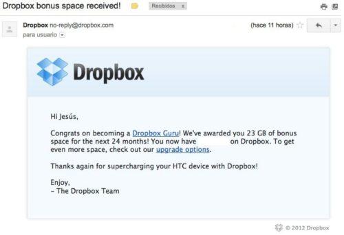¿Quieres 23 GB más en Dropbox gratis? Sssh, sigue nuestra guía 41