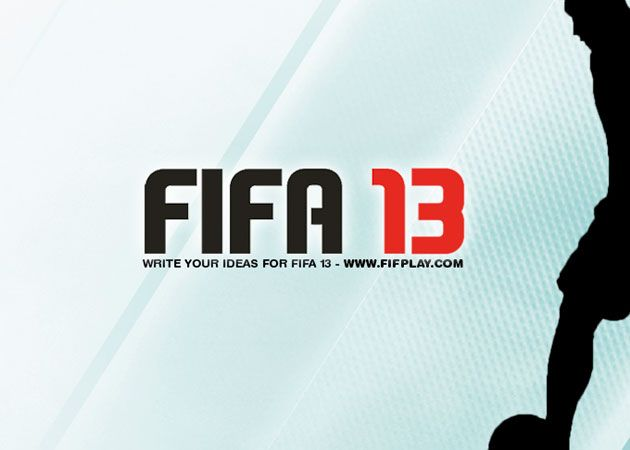 ¿Cómo te gustaría que fuera FIFA 13? 29