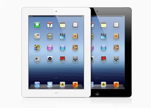 Las aplicaciones ocuparán 5 veces más en el nuevo iPad: gracias, Retina Display
