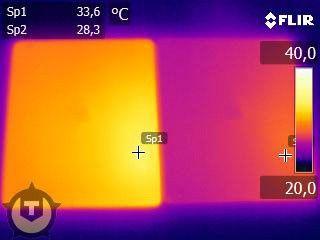 ipad calor El nuevo iPad se calienta 5º más que su predecesor