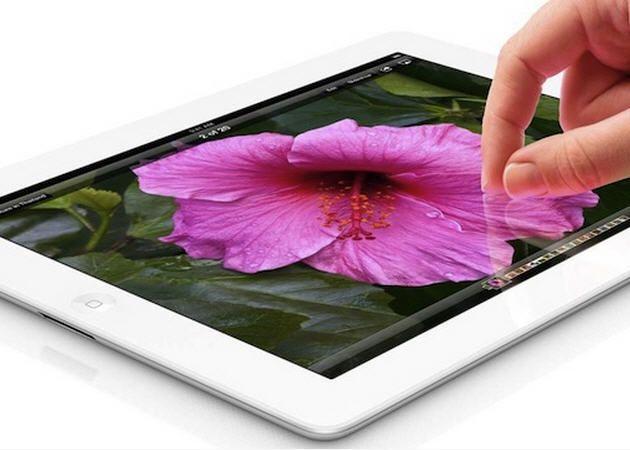 La pantalla del nuevo iPad es fantástica, pero aún puede mejorar más
