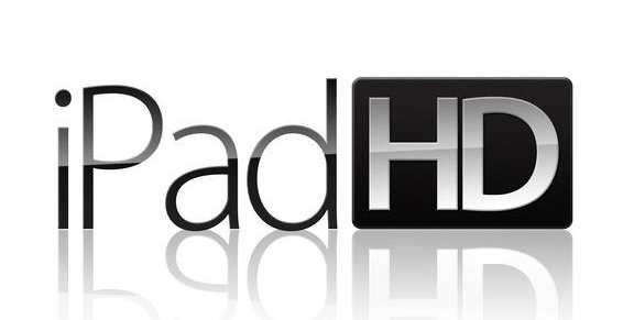 El iPad 3 podría llamarse al final iPad HD
