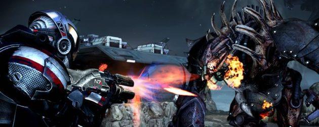 Rendimiento gráfico GPUs con Mass Effect 3 30