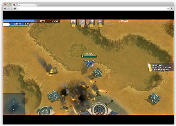 Google prepara su arma en el terreno de los videojuegos: NaCl 29